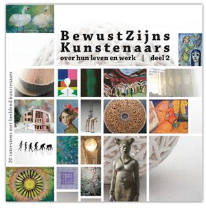 omslag boek bewustzijnskunstenaars